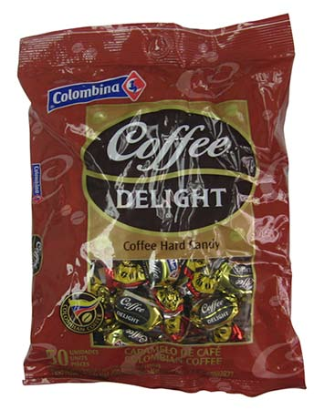 Coffe de Light Colombina 50p