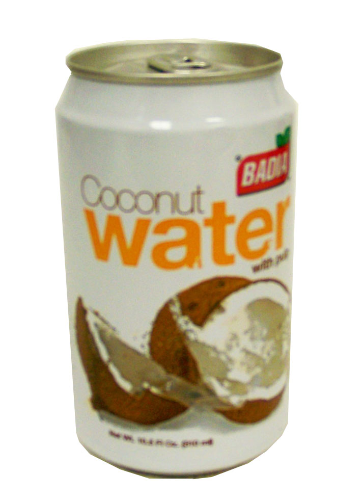 Badia Coconut Water with Pulp 24/10.5oz - (Box)