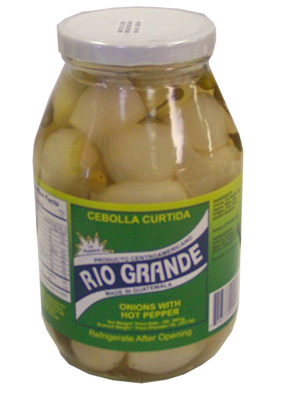 Onion Pickled 12 x 32 oz