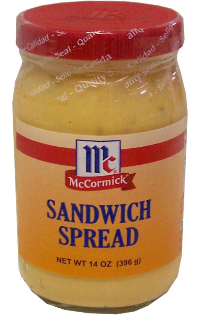 Sandwich Spread 14oz (12 unit box)