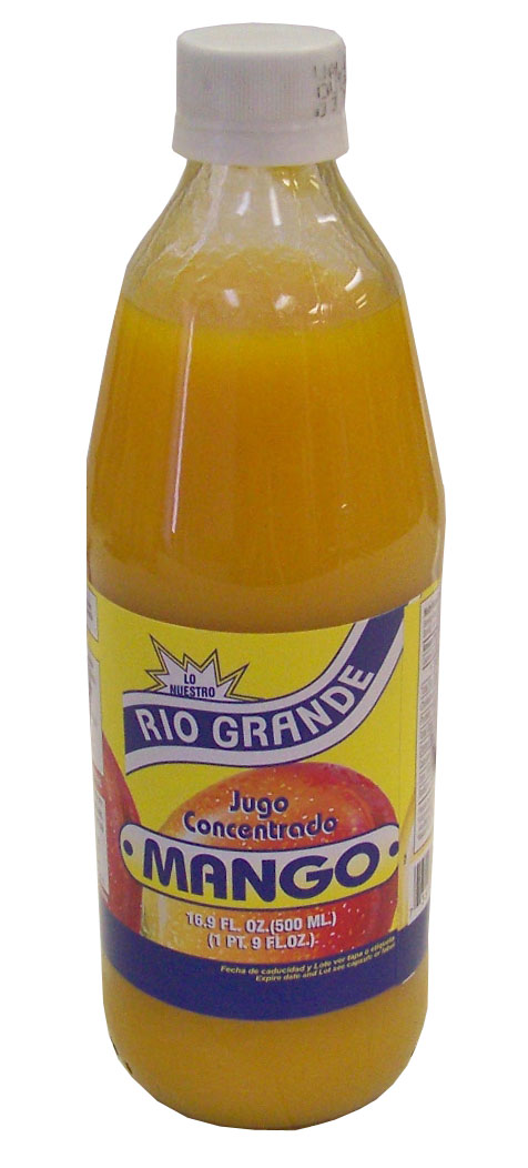 Mango Concentrate 12 x 16.9 oz Rio Grande