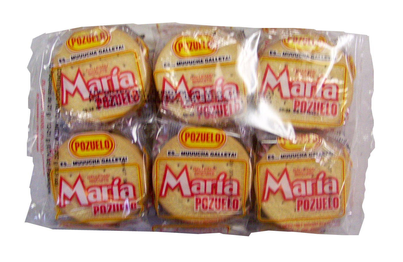 Galleta Maria Pozuelo 5.85oz