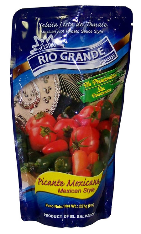 Salsita Picante Mexicana RG 6/8oz (8 unit box)